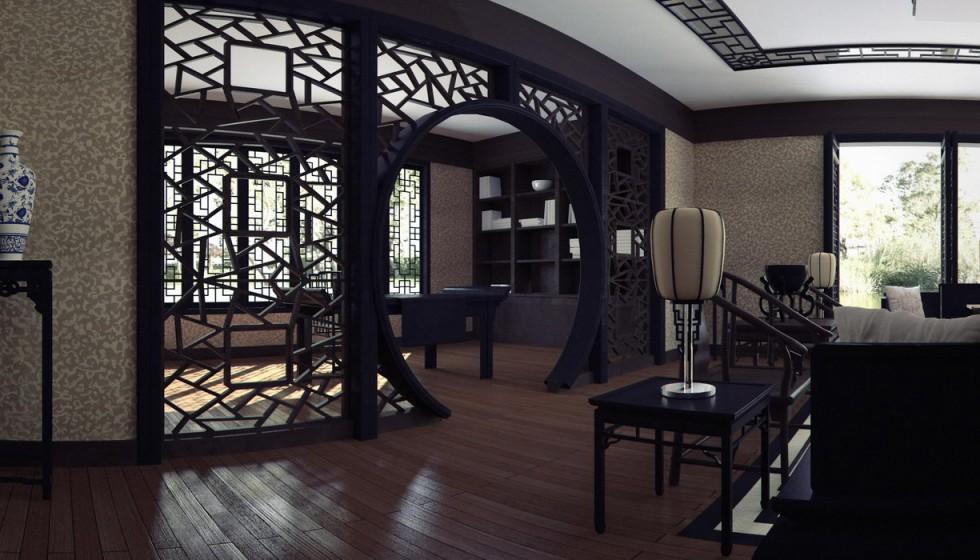Interiores decoracion asia cuantico infografia 3d y for Curso interiorismo valencia