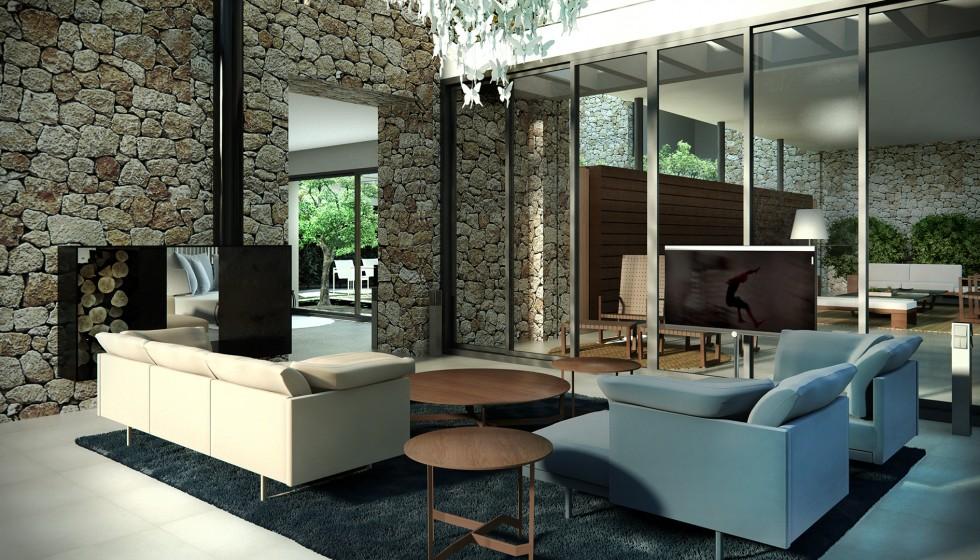 Interiorismo cuantico infografia 3d y video 3d en valencia - Proyectos de interiorismo valencia ...