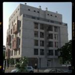 Infografia imagen 3d Edificio Fachada2