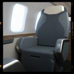Render 3d infografia Interior Avion Detalle02